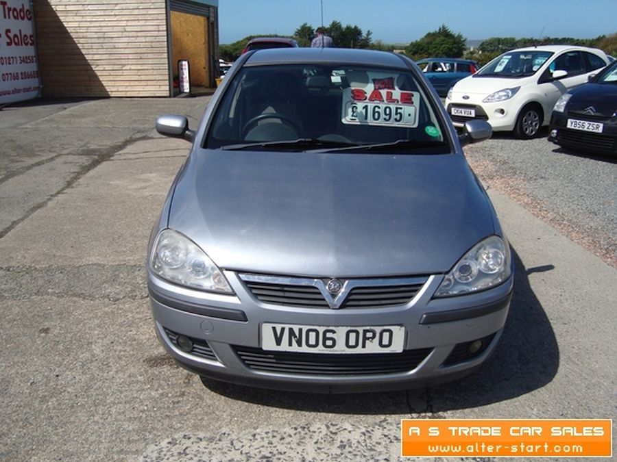 VAUXHALLCORSAHATCHBACK - 1.8 LITRE 16V SXI+ 5DR for sale