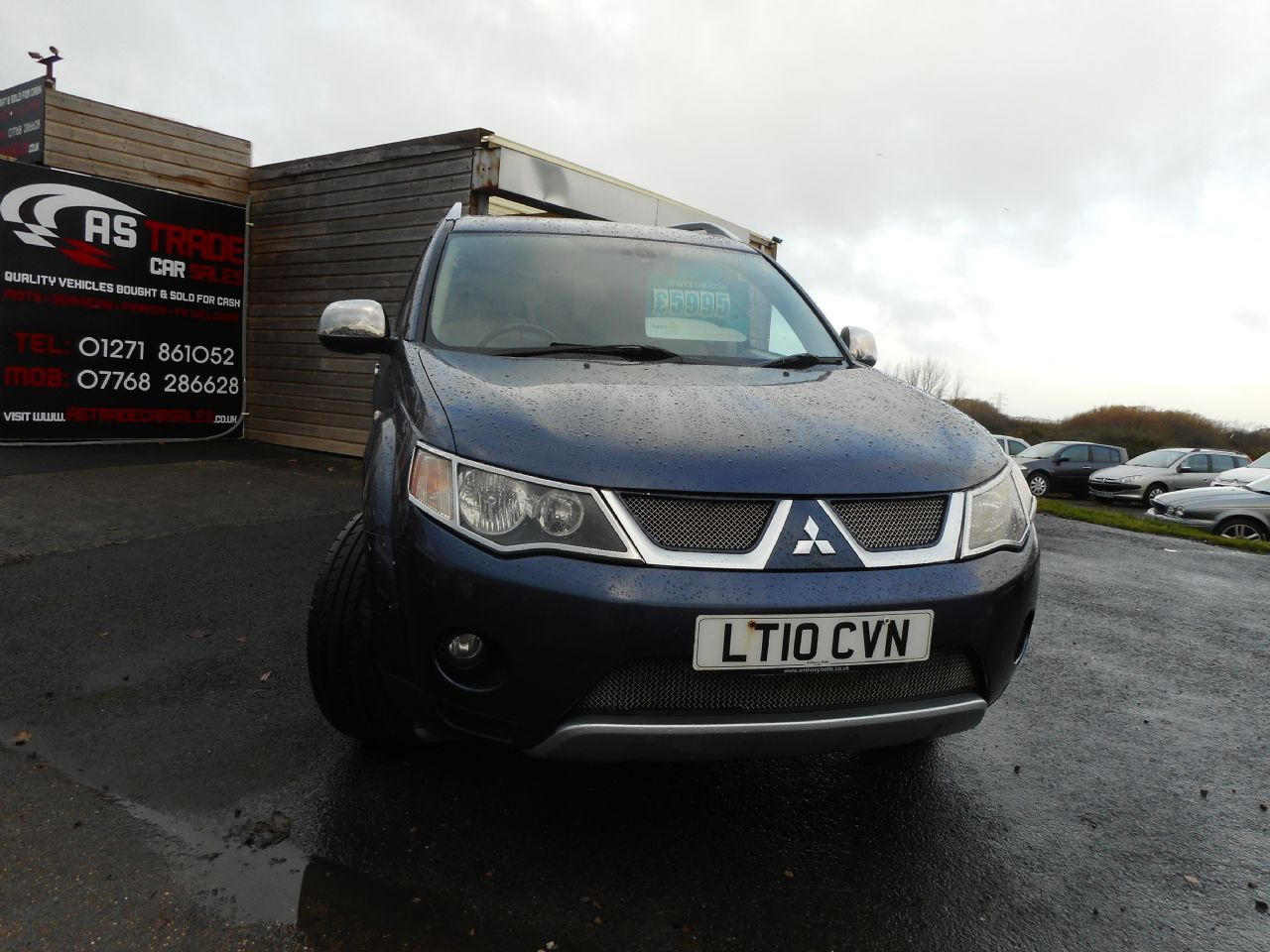 MITSUBISHIOUTLANDER  II DIESELESTATE - 2.2 DI-DC DIAMOND 5DR for sale