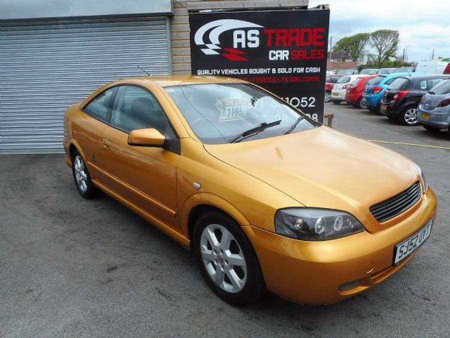 VAUXHALL ASTRA 1.8 16V - Picture 2