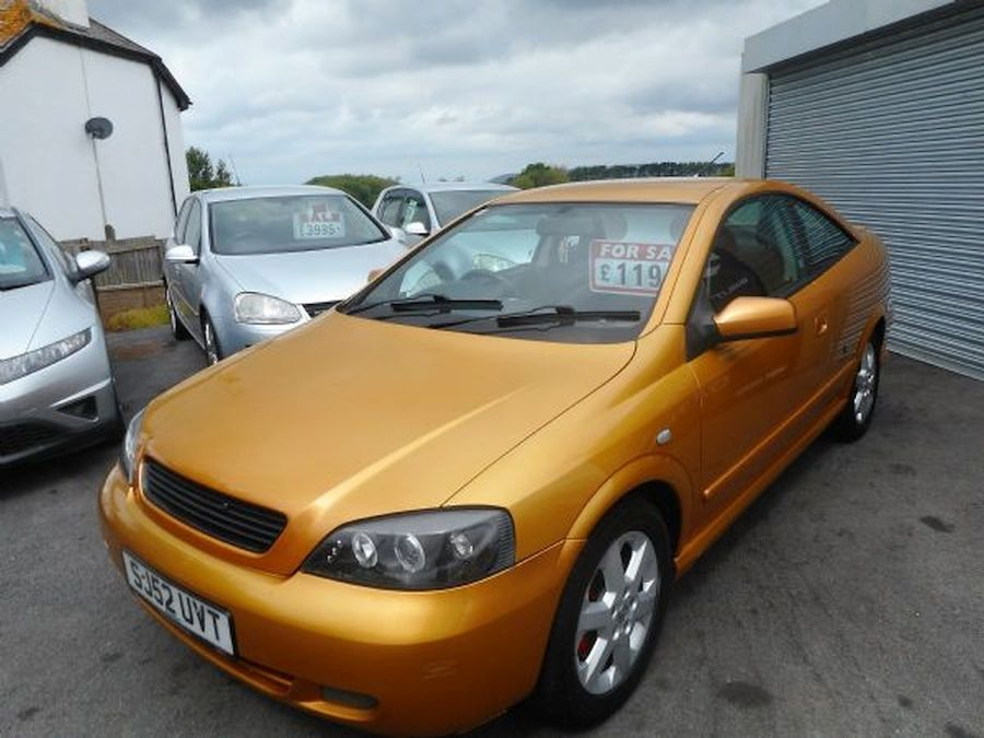 VAUXHALL ASTRA 1.8 16V - Picture 3