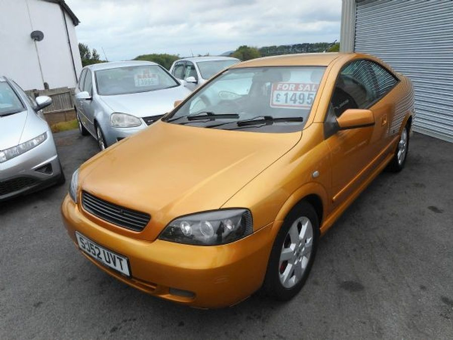 VAUXHALL ASTRA 1.8 16V - Picture 4
