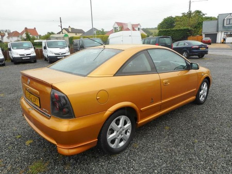 VAUXHALL ASTRA 1.8 16V - Picture 8