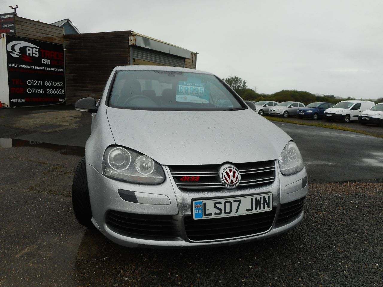 VOLKSWAGENGOLF R32 S-A 3.2 Litre5 DOOR HATCHBACK for sale