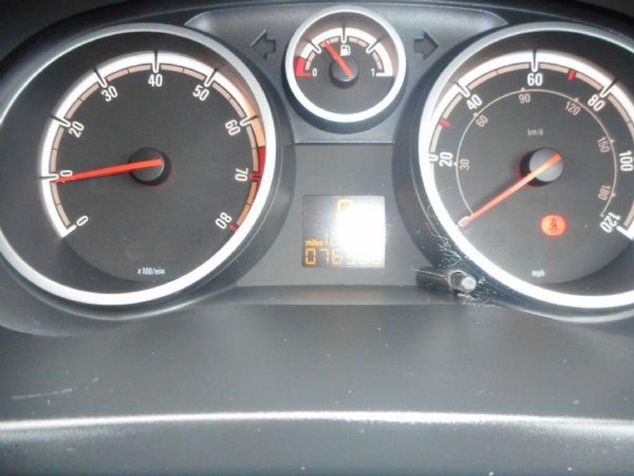 VAUXHALL CORSA 1.4 litre  CLUB AC 16V AUTO (2009) - Picture 13