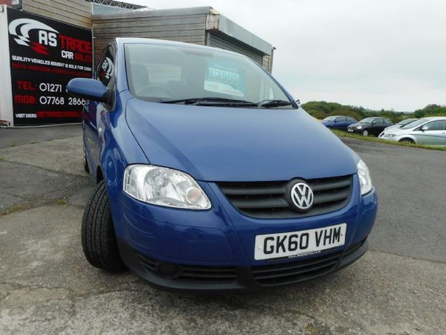 VOLKSWAGEN1.2 litreFOX 55 for sale