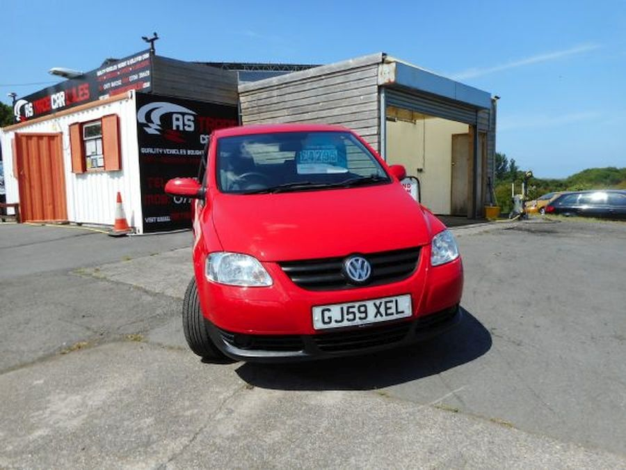 VOLKSWAGEN1.2 litreURBAN FOX 55 for sale