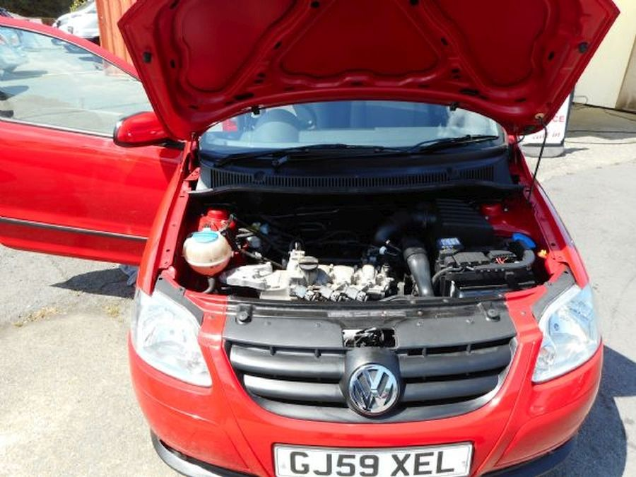 VOLKSWAGEN 1.2 litre URBAN FOX 55 (2009) - Picture 18