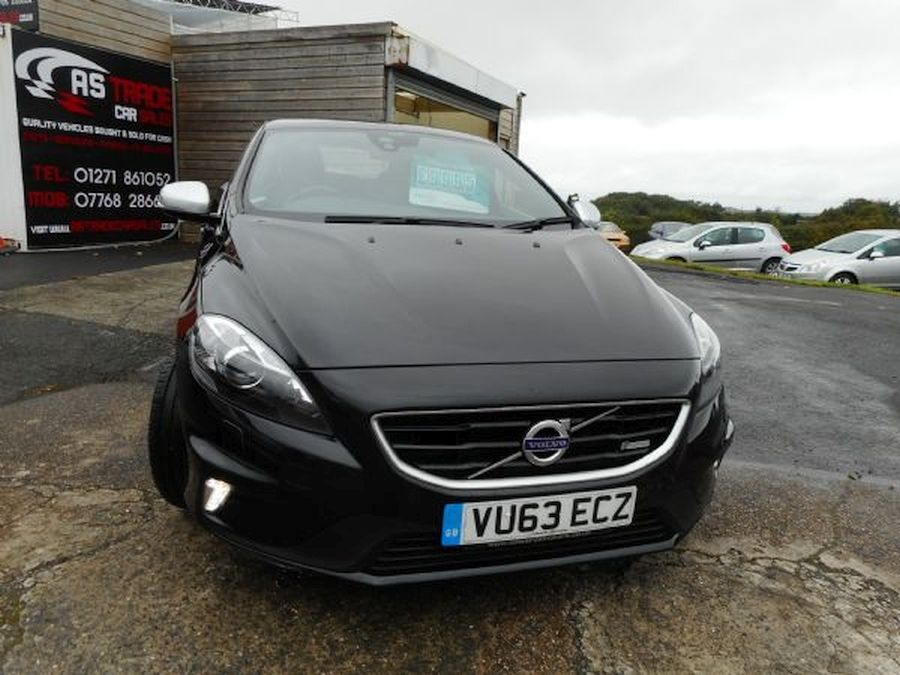 VOLVOV40R-DESIGN D2  1.6 LITRE for sale