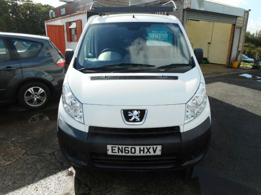 PEUGEOT EXPERT PROFESSIONAL HDI 2 LITRE (2011) - Picture 2
