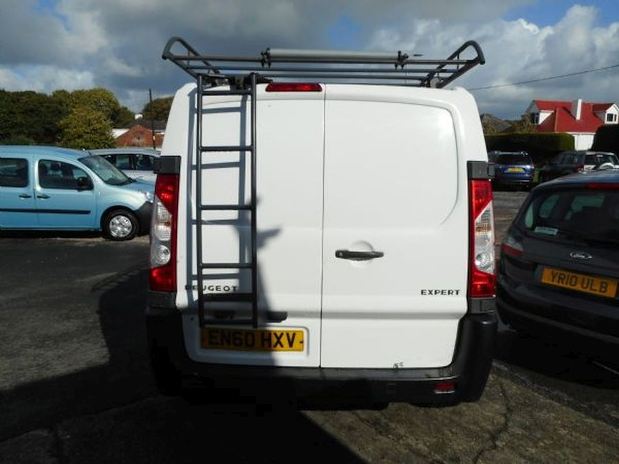 PEUGEOT EXPERT PROFESSIONAL HDI 2 LITRE (2011) - Picture 4