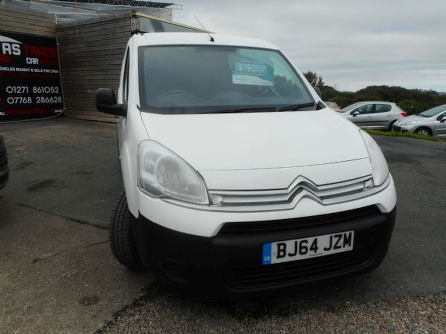 CITROENBERLINGO625 ENTERPRISE HDI   1.6 LITRE for sale
