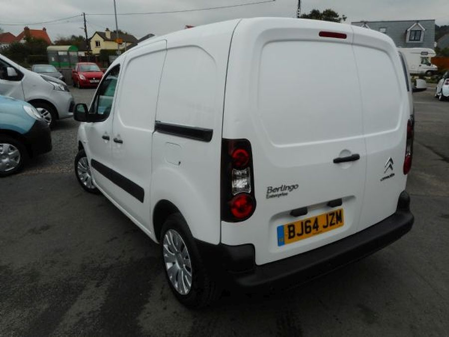 CITROEN BERLINGO 625 ENTERPRISE HDI   1.6 LITRE - Picture 13