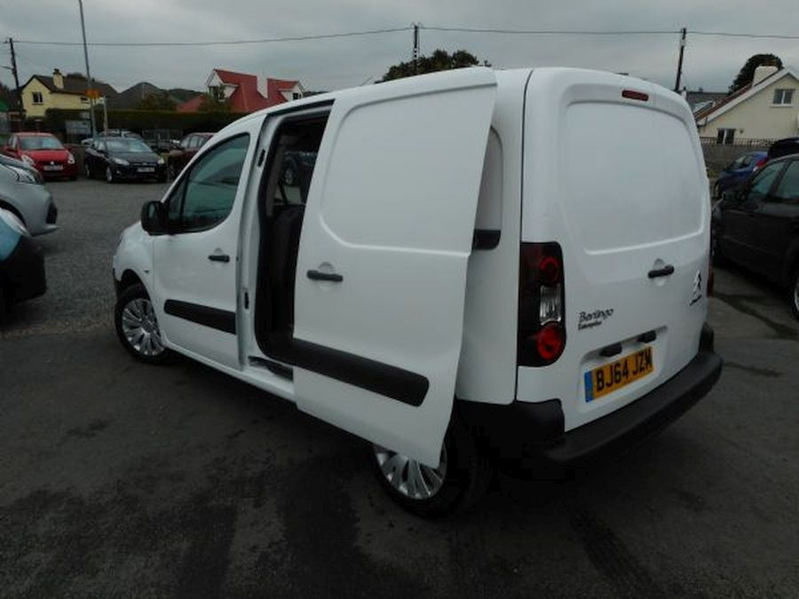 CITROEN BERLINGO 625 ENTERPRISE HDI   1.6 LITRE - Picture 14