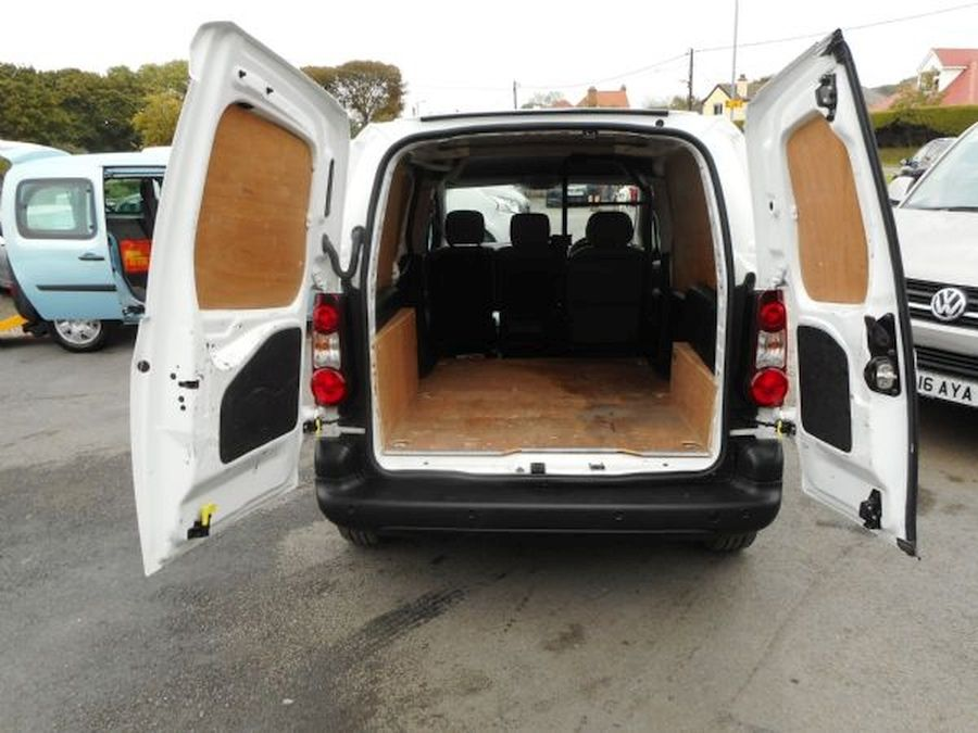 CITROEN BERLINGO 625 ENTERPRISE HDI   1.6 LITRE - Picture 16