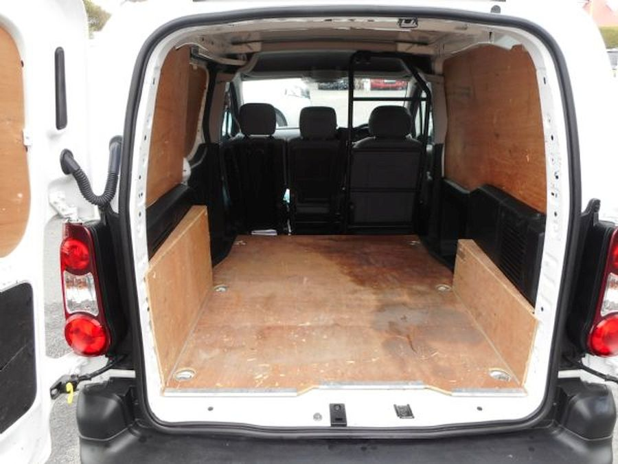 CITROEN BERLINGO 625 ENTERPRISE HDI   1.6 LITRE - Picture 17