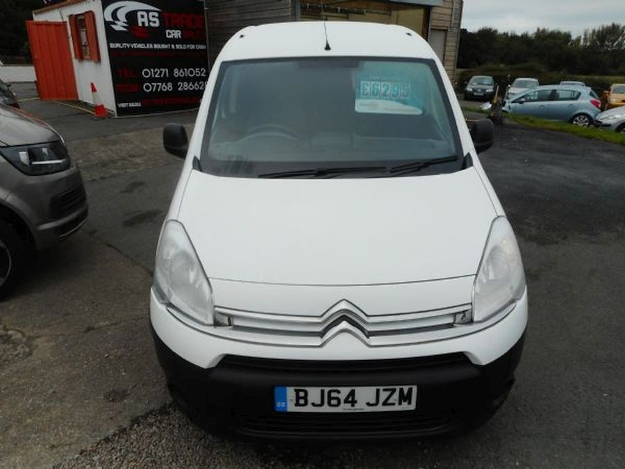 CITROEN BERLINGO 625 ENTERPRISE HDI   1.6 LITRE - Picture 2