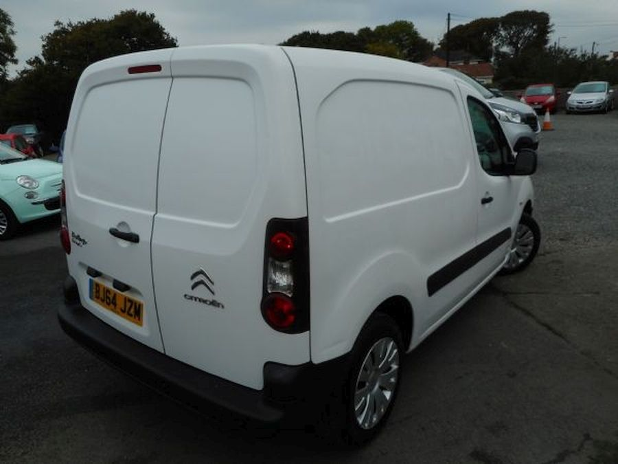 CITROEN BERLINGO 625 ENTERPRISE HDI   1.6 LITRE - Picture 4
