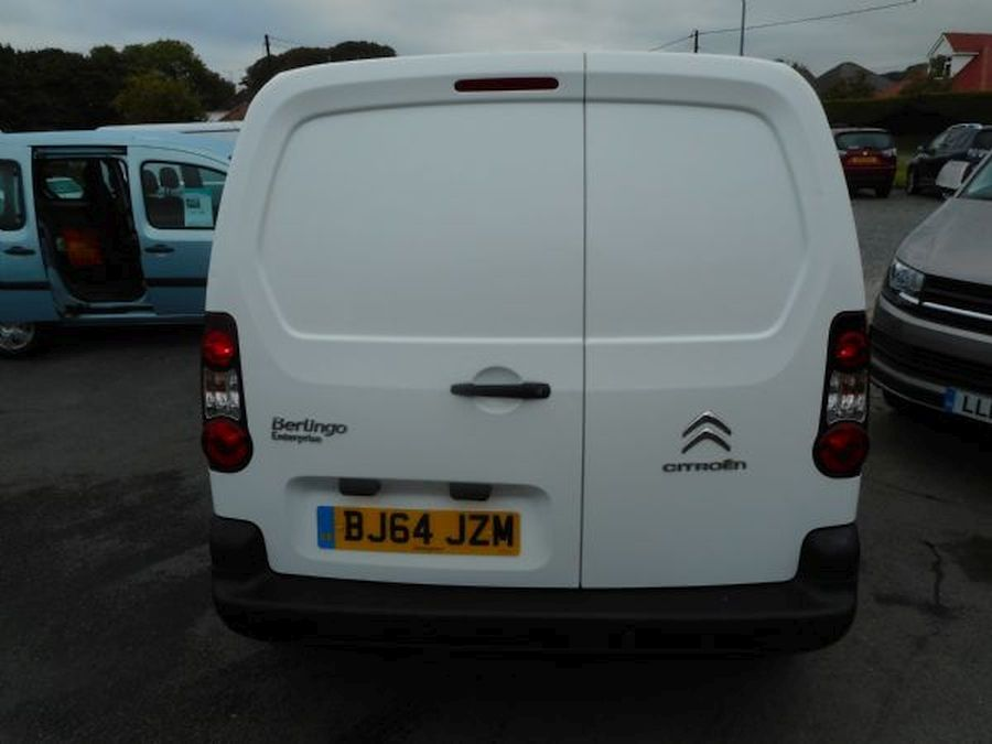 CITROEN BERLINGO 625 ENTERPRISE HDI   1.6 LITRE - Picture 5