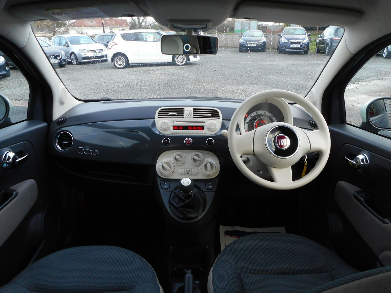 FIAT 500 1.2i Colour Therapy S/S - Picture 5