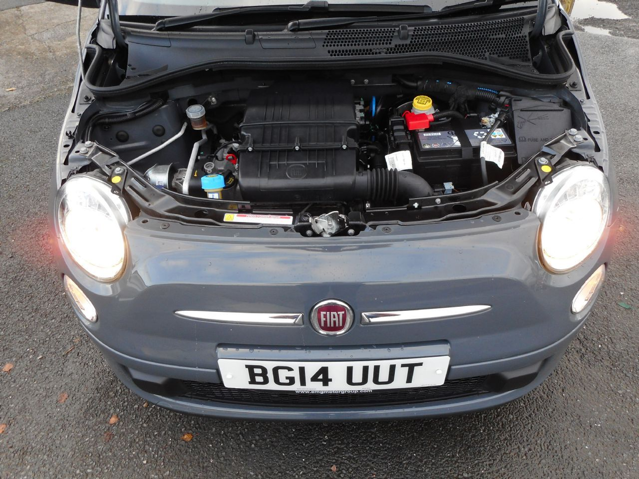 FIAT 500 1.2i Colour Therapy S/S - Picture 9
