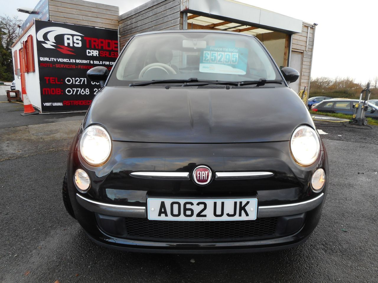 FIAT 500 1.2i Lounge S/S - Picture 2