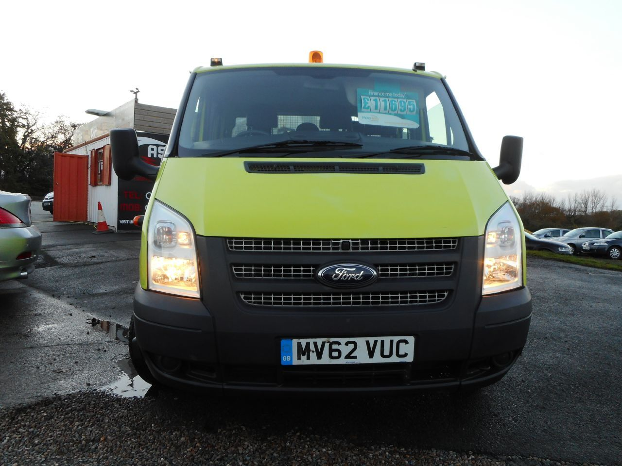 FORD TRANSIT 100 T350 RWD - Picture 2