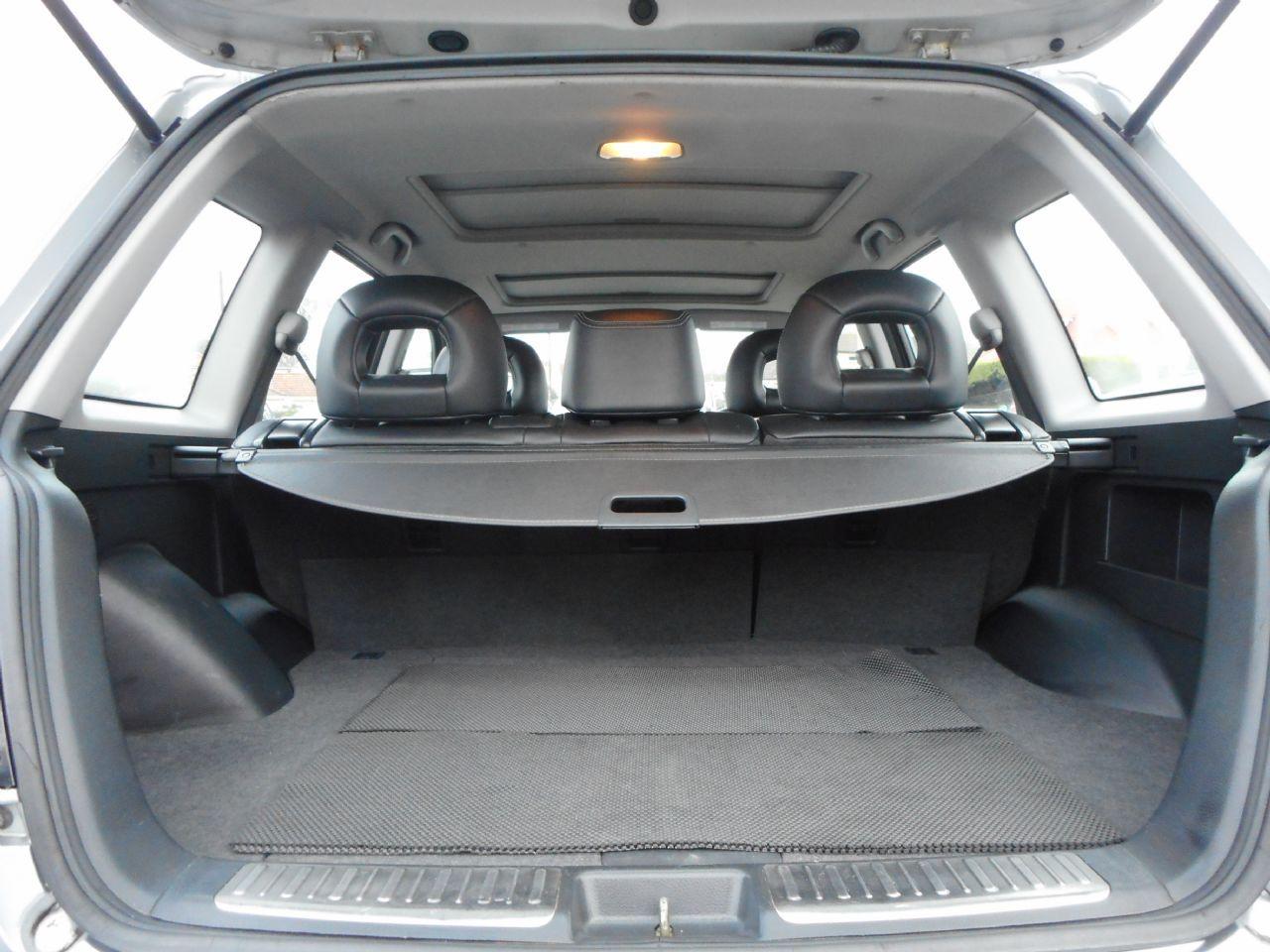 MITSUBISHI OUTLANDER 2.4 MIVEC Sport SE Auto (2006) - Picture 13