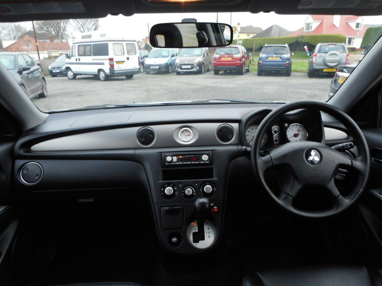 MITSUBISHI OUTLANDER 2.4 MIVEC Sport SE Auto (2006) - Picture 9
