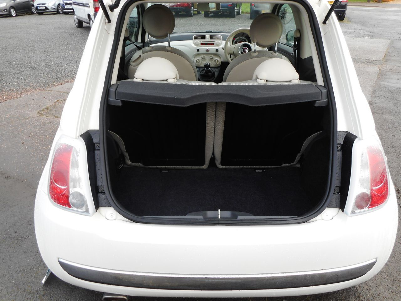 FIAT 500 1.2i Lounge - Picture 11