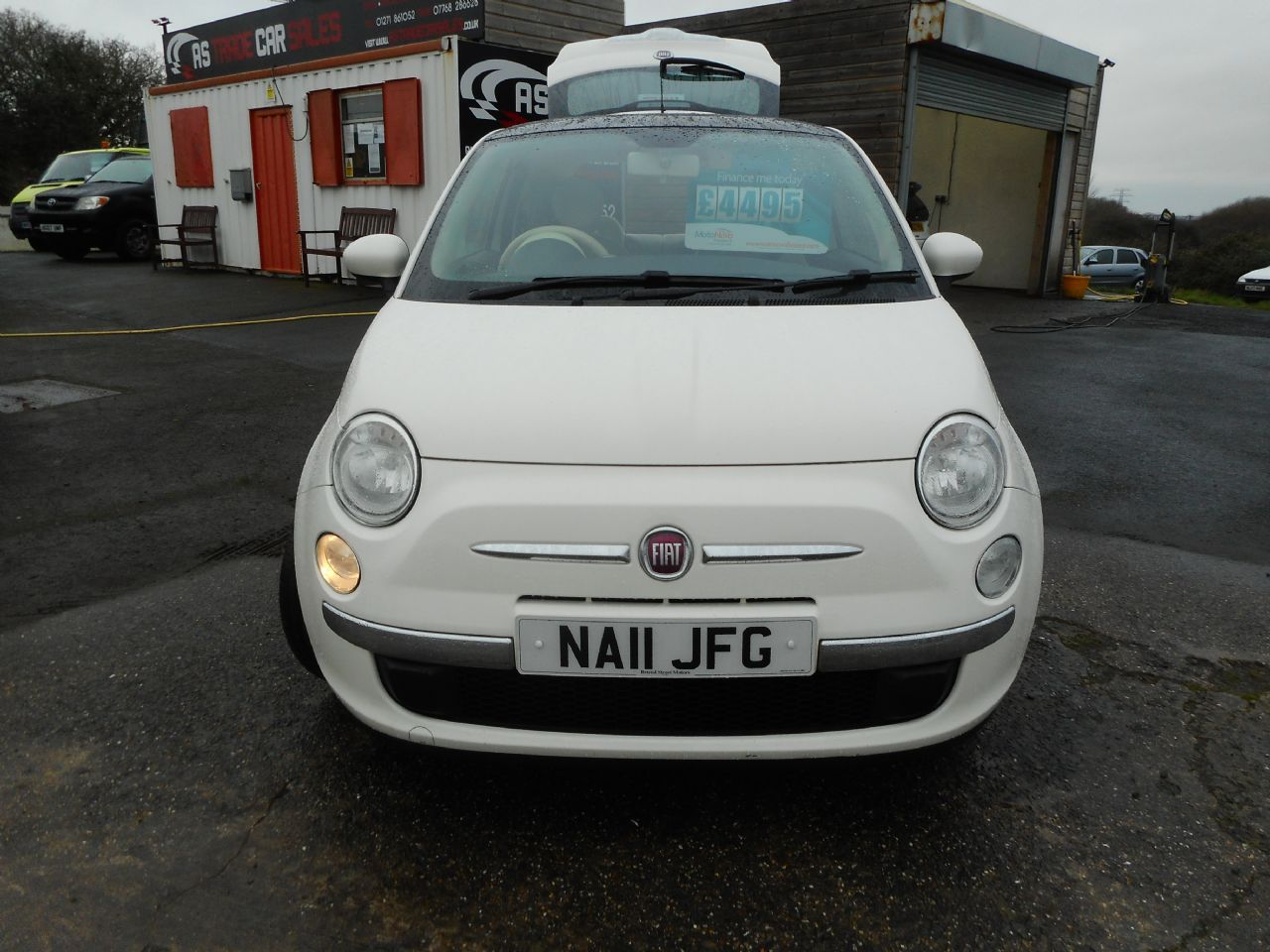 FIAT 500 1.2i Lounge - Picture 2