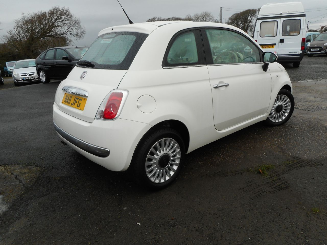 FIAT 500 1.2i Lounge - Picture 3