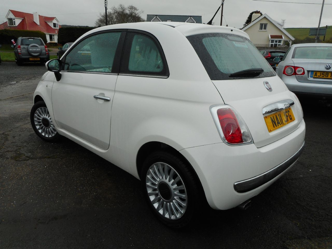 FIAT 500 1.2i Lounge - Picture 5