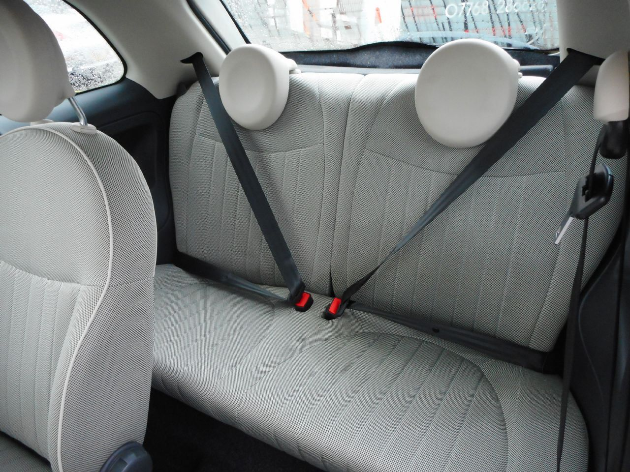 FIAT 500 1.2i Lounge - Picture 6