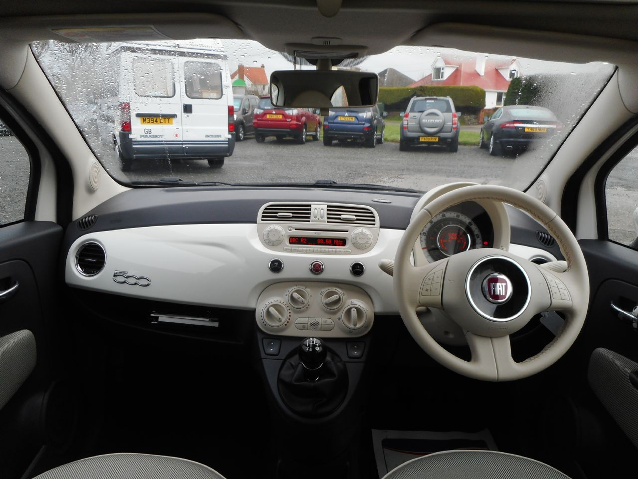 FIAT 500 1.2i Lounge - Picture 9