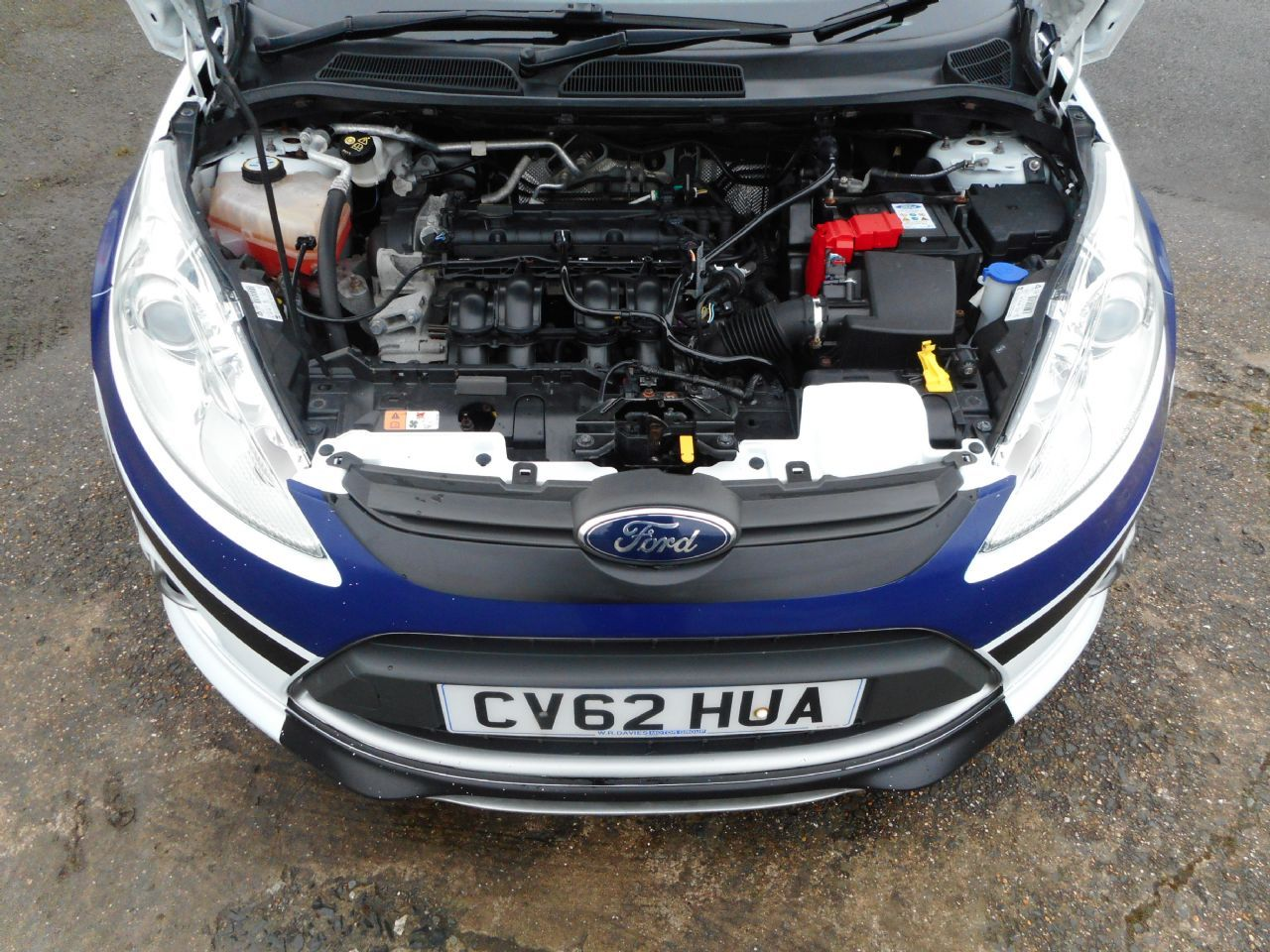 FORD FIESTA Metal 1.6 134 - Picture 16