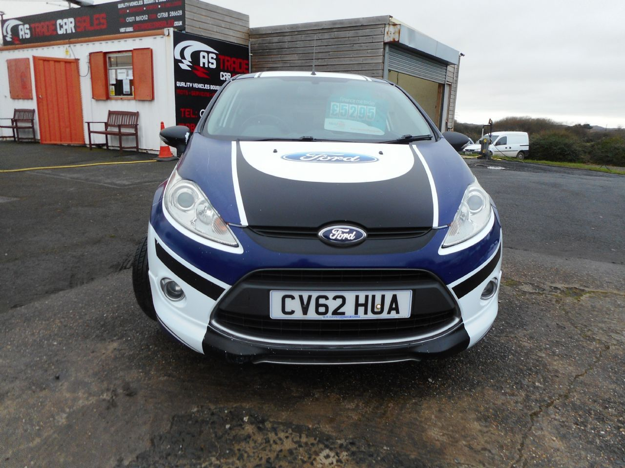 FORD FIESTA Metal 1.6 134 - Picture 2