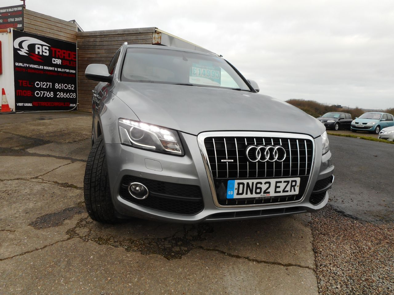 AUDIQ53.0 TDI quattro S line 240PS for sale