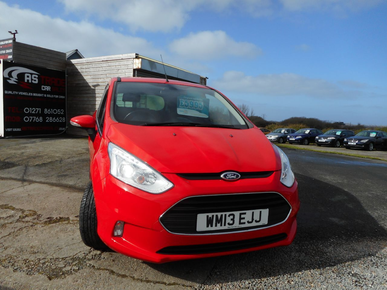 FORDB-MAX1.4 90PS Zetec for sale