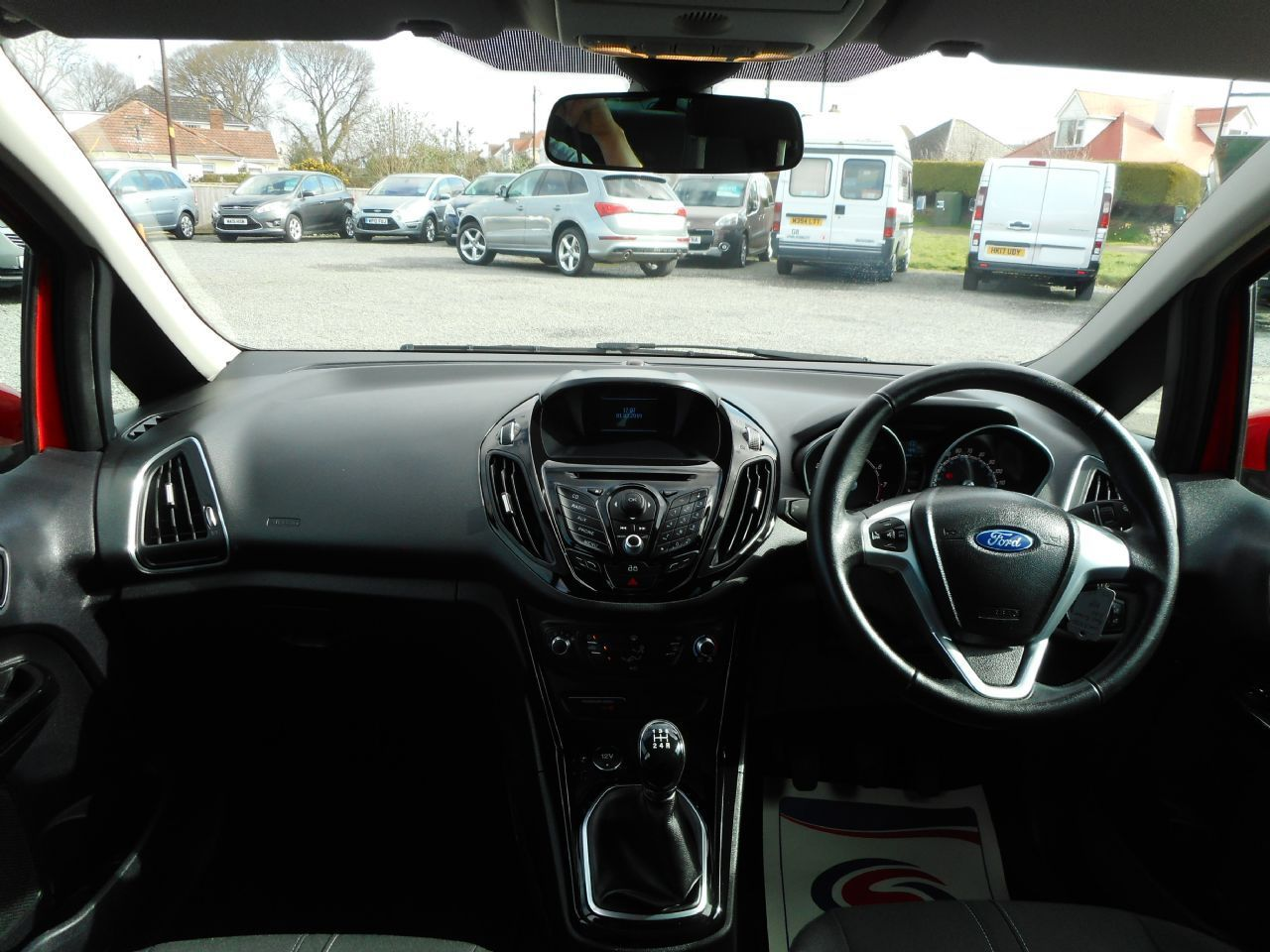 FORD B-MAX 1.4 90PS Zetec (2013) - Picture 11