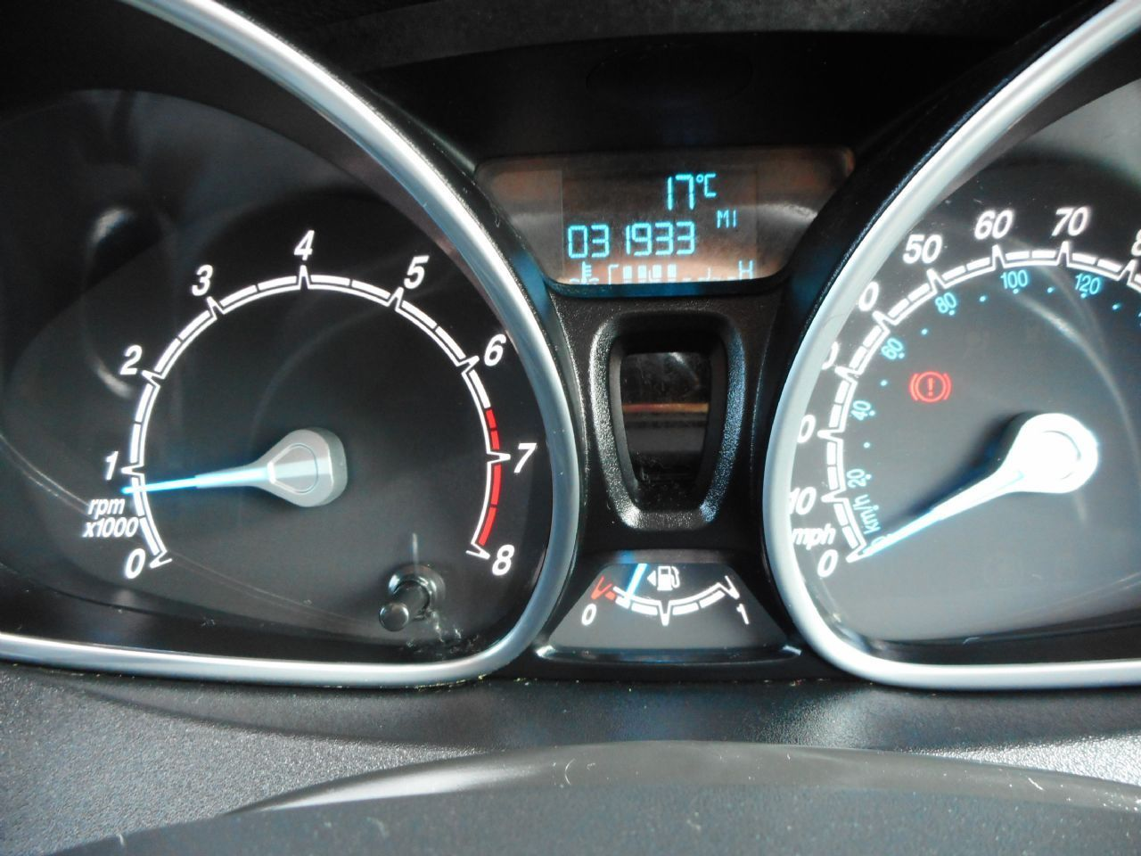 FORD B-MAX 1.4 90PS Zetec (2013) - Picture 12