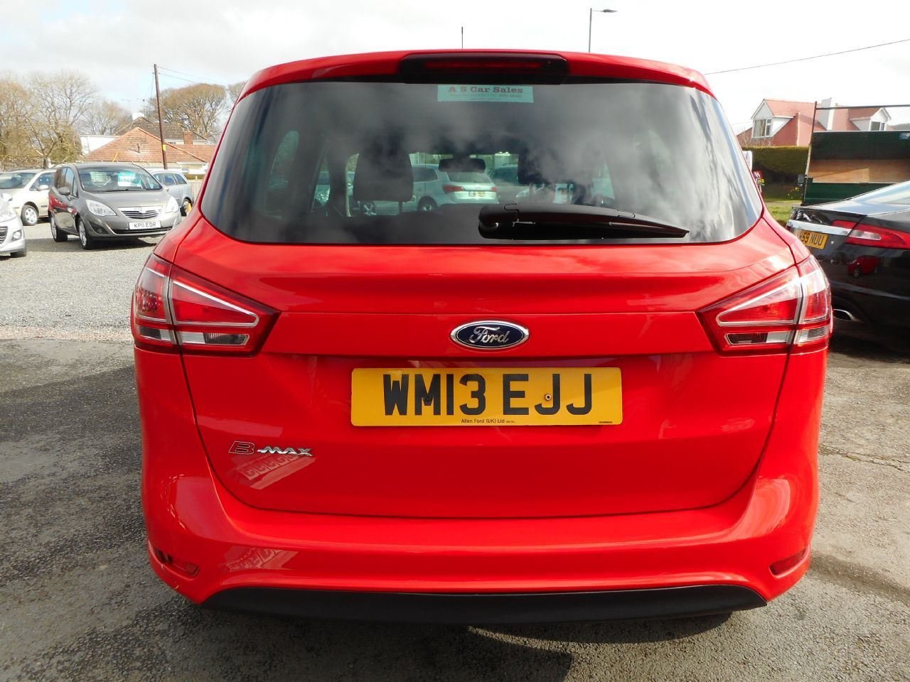 FORD B-MAX 1.4 90PS Zetec (2013) - Picture 15