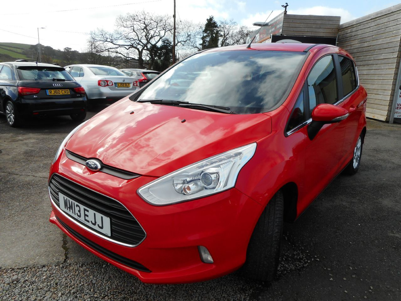 FORD B-MAX 1.4 90PS Zetec (2013) - Picture 16
