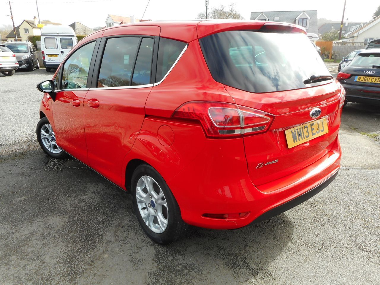 FORD B-MAX 1.4 90PS Zetec (2013) - Picture 8