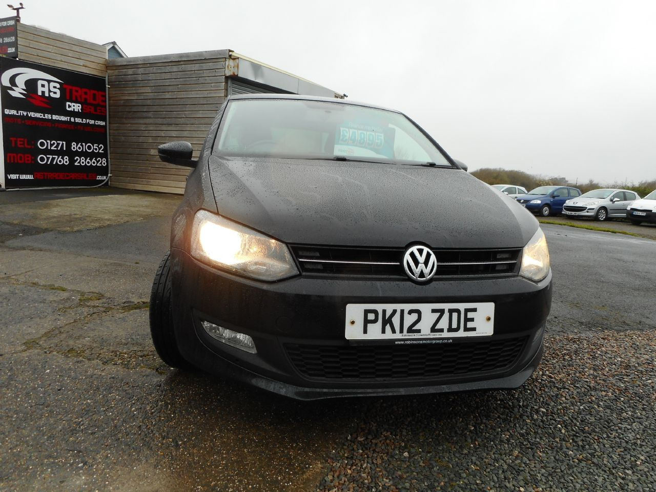VOLKSWAGENPOLO1.2 TDI 75 PS Match for sale