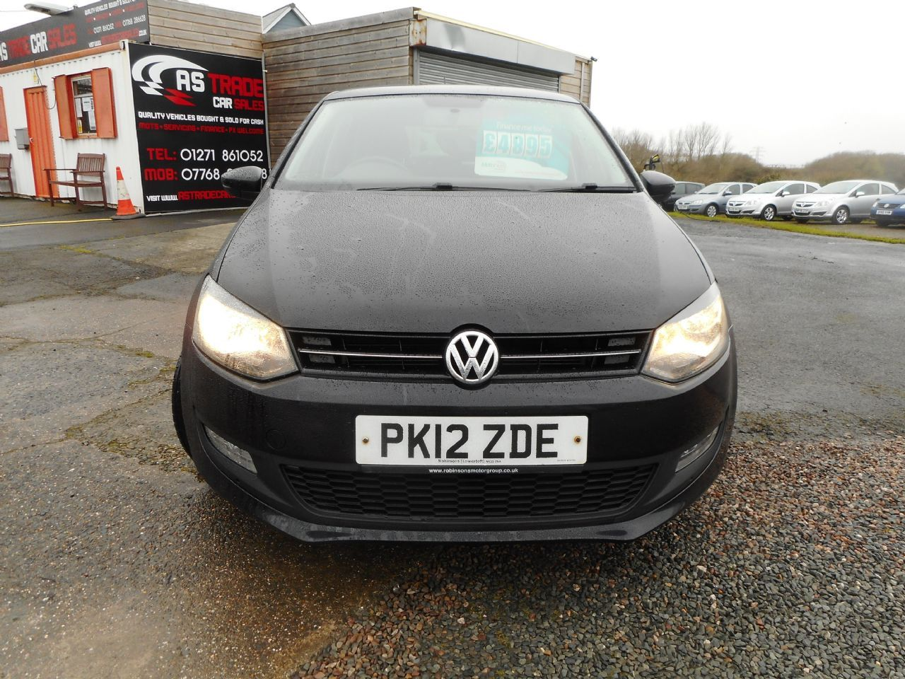 VOLKSWAGEN POLO 1.2 TDI 75 PS Match (2012) - Picture 2