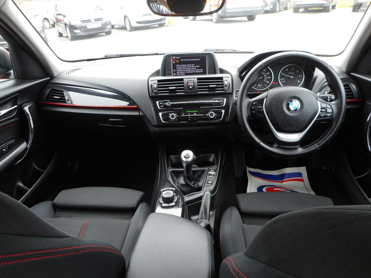 BMW SERIES 1 114d Sport (2013) - Picture 13