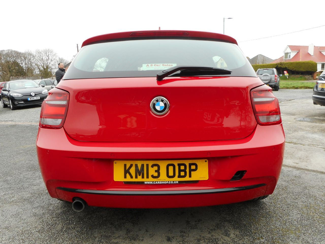 BMW SERIES 1 114d Sport - Picture 15