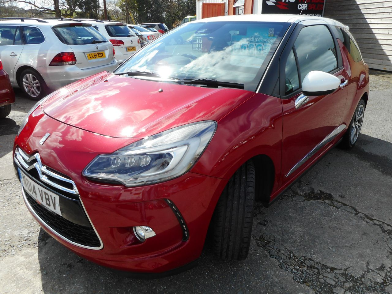 CITROEN DS3 DStyle Techno THP 155 6-speed (2014) - Picture 7