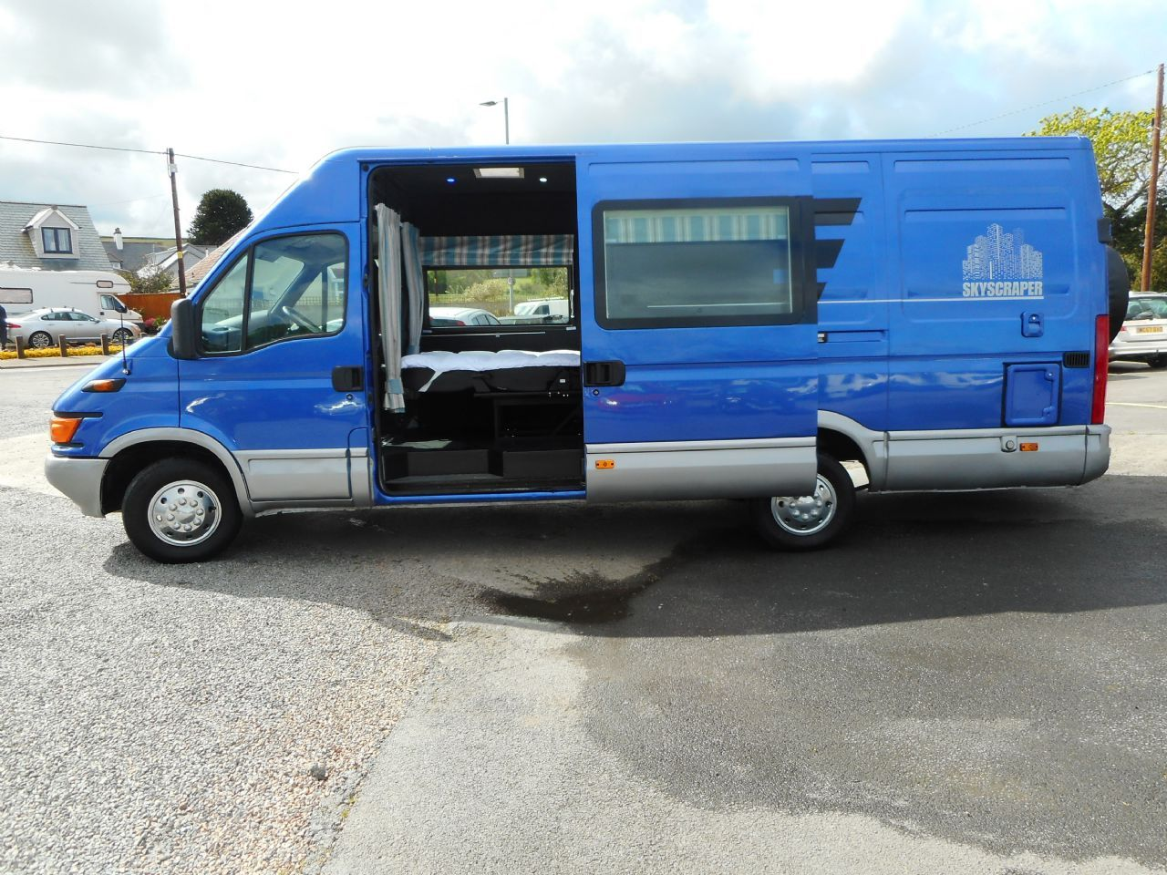 IVECO DAILY 35S12D W/B 3450 (2004) - Picture 11