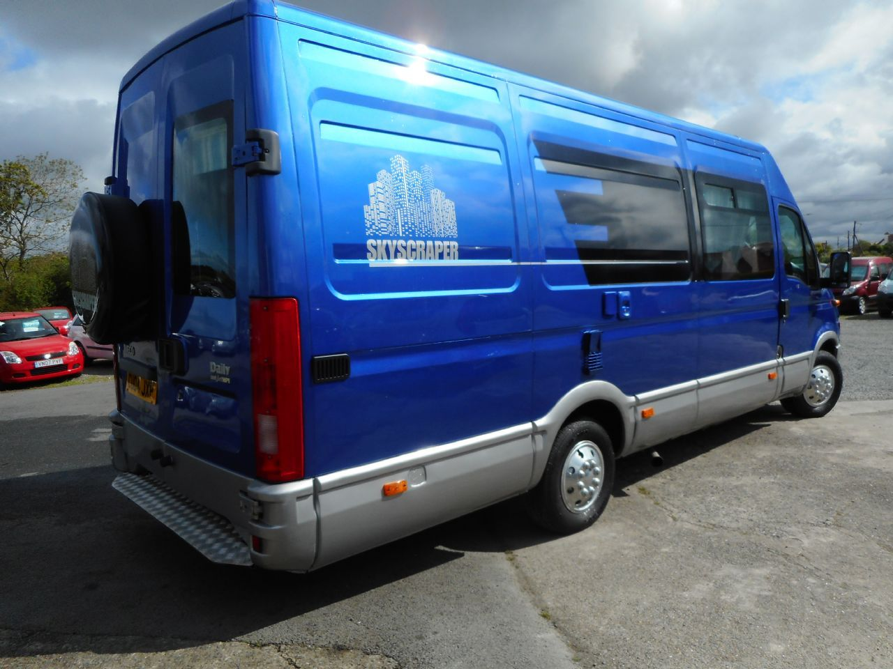IVECO DAILY 35S12D W/B 3450 (2004) - Picture 3